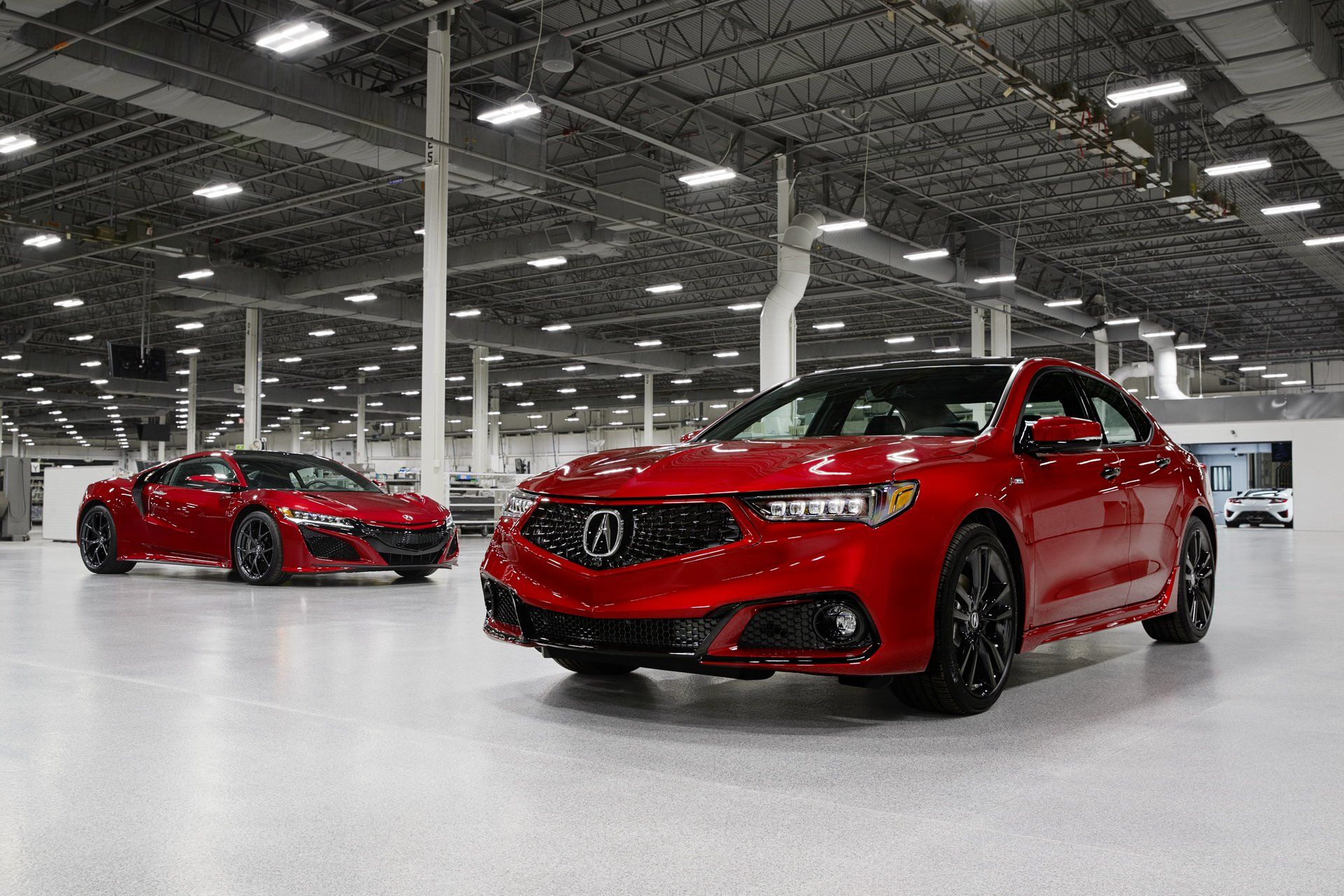 2020 Acura Tlx Pmc Edition Is A 50 000 Special Handcrafted By Nsx Master Techs Sports Sedan Nsx Audi Sport