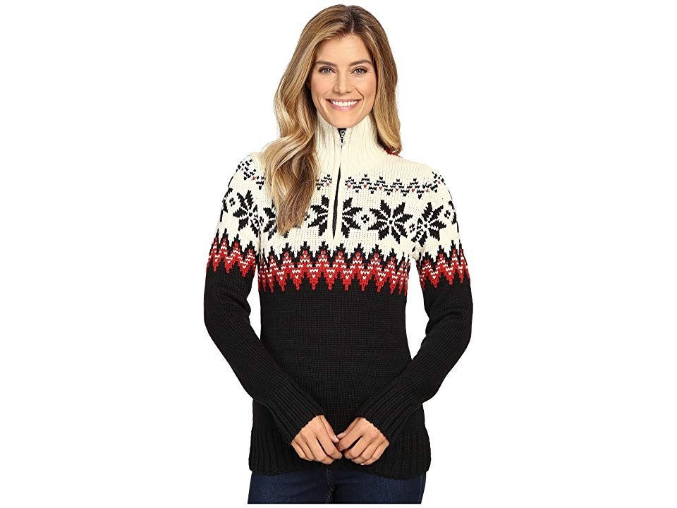45eec646c0 Dale of Norway Myking Sweater (Black Raspberry) Women s Sweater. Myk means  soft