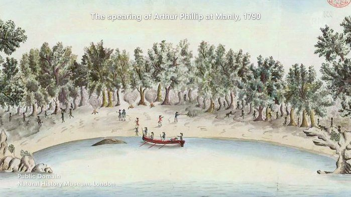 Governor Arthur Phillip And The Eora History 5 With Images