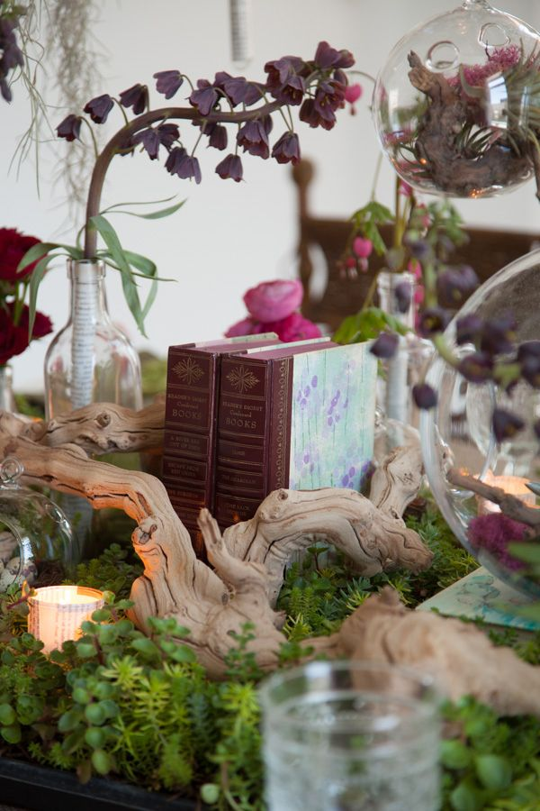 Enchanted Forest Baby Shower Tablescape Baby Shower