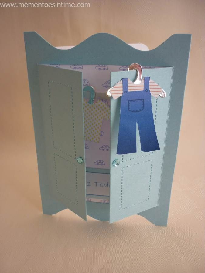 Baby Card Making Ideas Part - 19: Children And Babies Card Ideas - Mementoes In Time