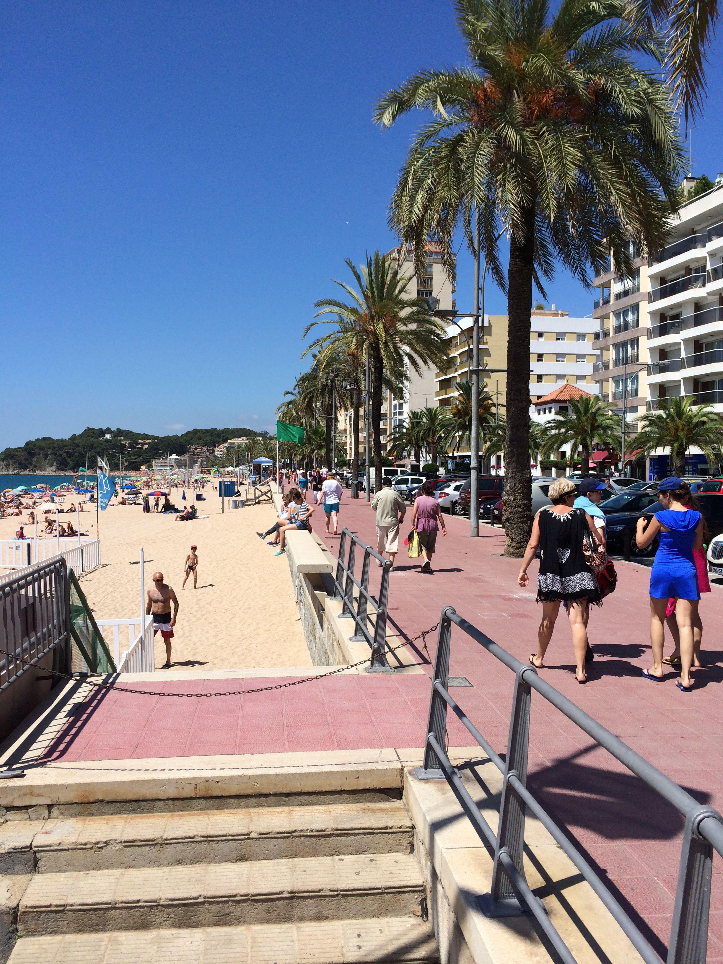 Lloret De Mar En 2019 Partir Ou Rester Ici Voyage Espagne