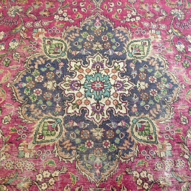 Craigslist Monday Vintage Persian Rugs Vintage Persian Rug