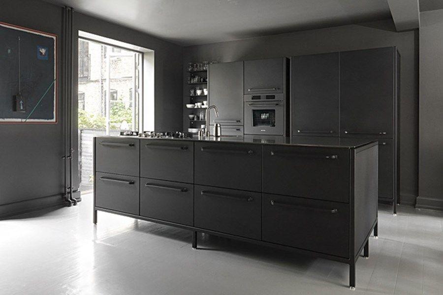 Keuken Van Vipp : Vipp kitchen keuken ontworpen door morten bo jensen voor vipp