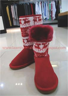 Boots Sepatu Boots Sepatu Bot Wanita Musim Dingin
