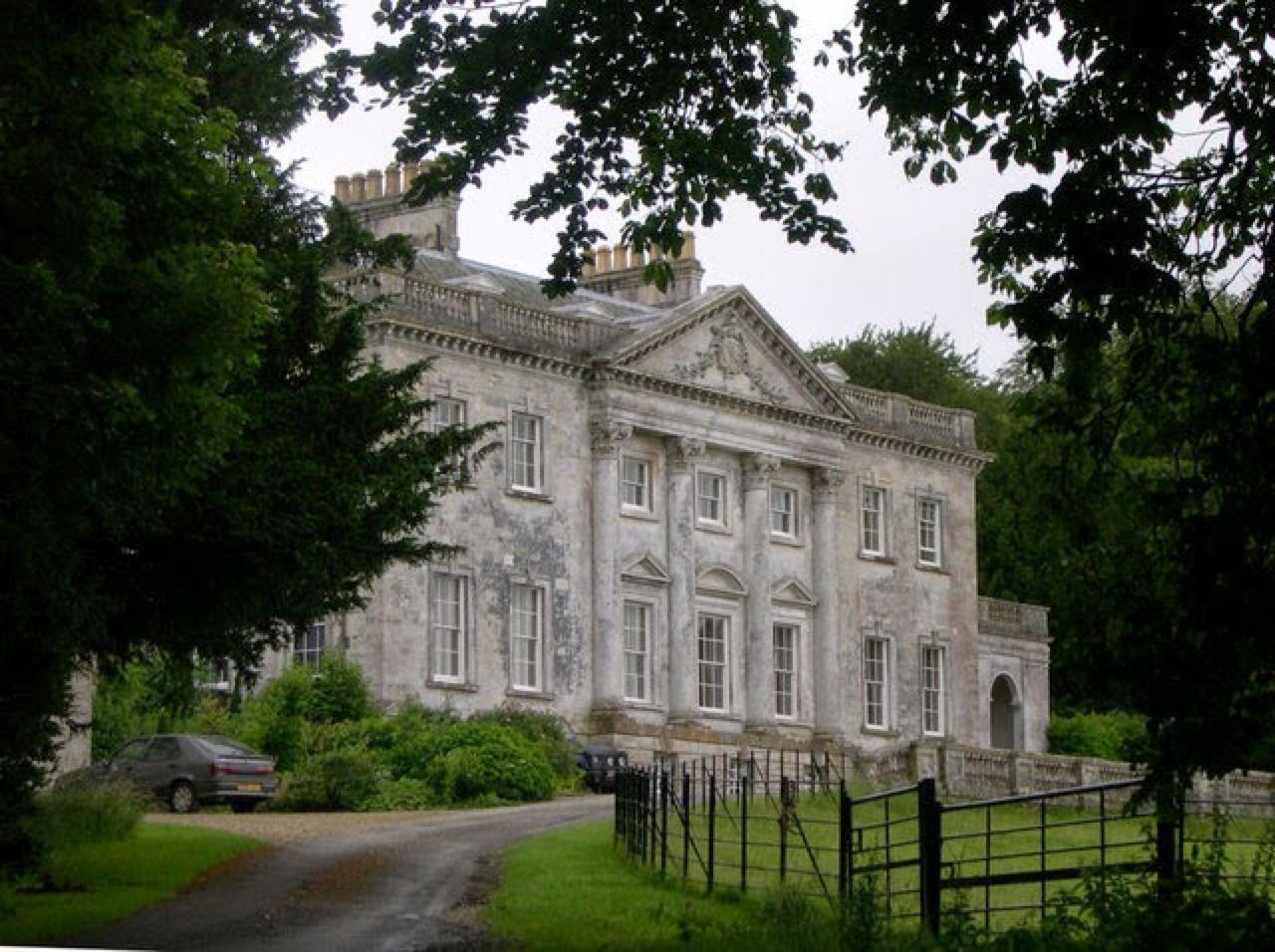 Englishcountryhousegoncourt u holdhard came house dorset house