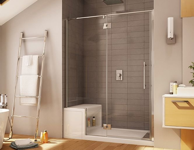 Glass Shower Enclosures Gain A Lot Of Popularity In Modern