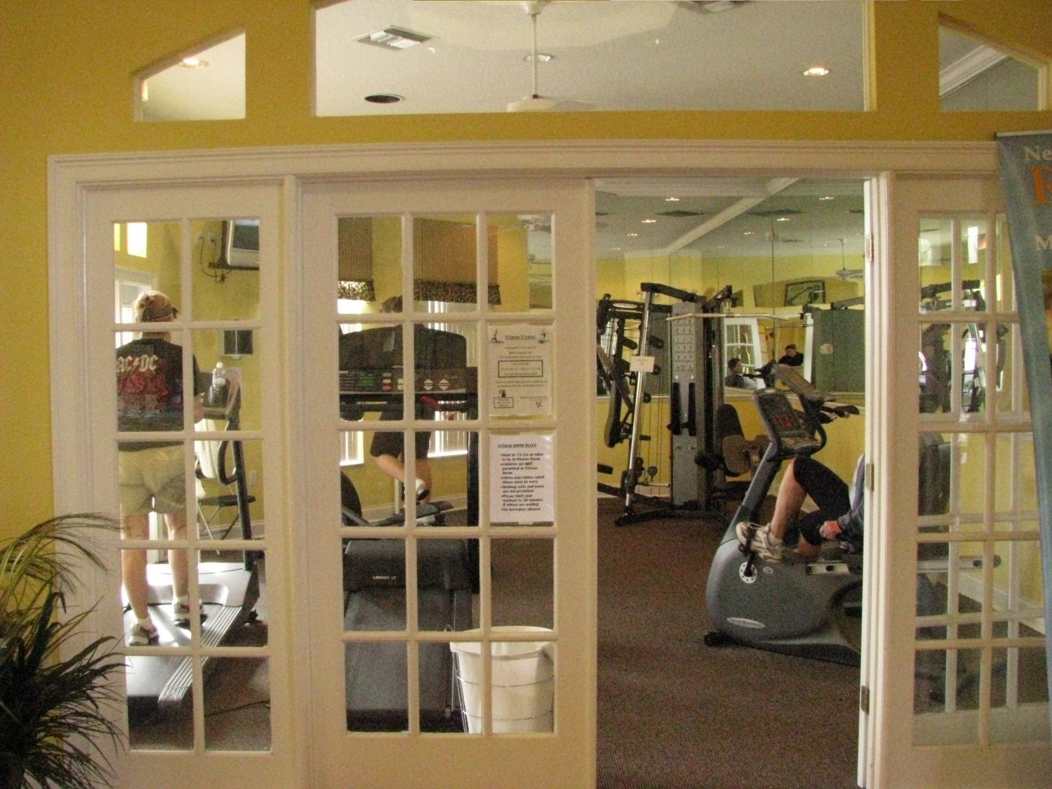 Emerald Island Resort Fitness Center In Kissimmee Fl Kissimmee Fl Island Resort Kissimmee