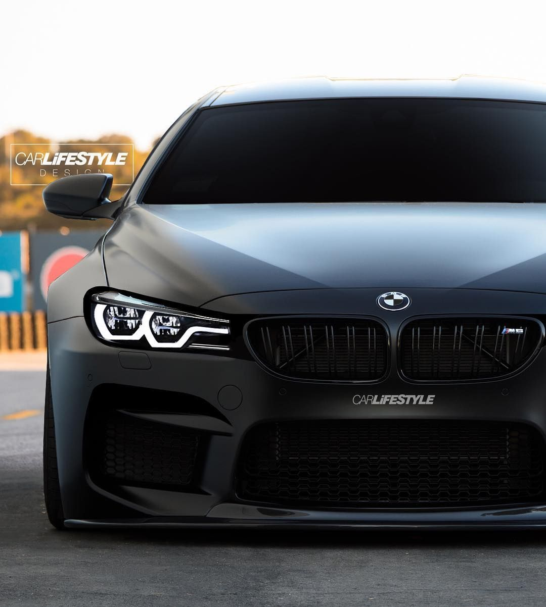 Repost Via Instagram: BMW ///M6 Facelift. Design By @gabe