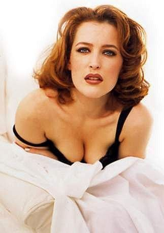 Scully sexy