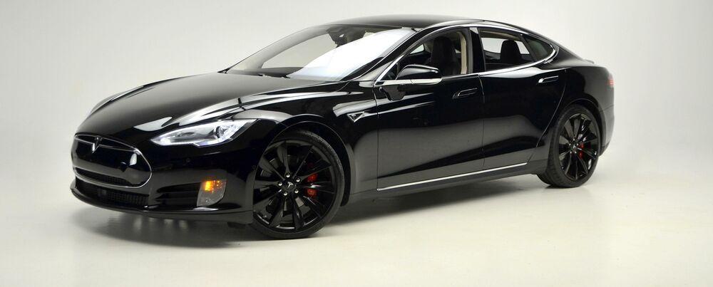 2016 Tesla Model S P90d 2016 Tesla Model S P90d Black Black W 90kw Performance Dual Motor Tesla Model S Tesla Model Tesla