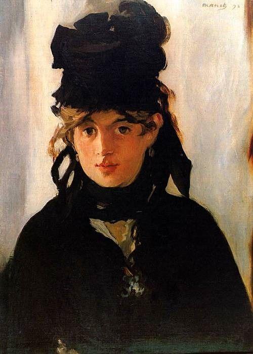 Manet: Berthe Morisot
