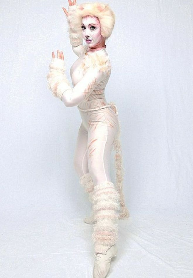 Victoria Cats The Musical Costume Jellicle Cats Cat Cosplay