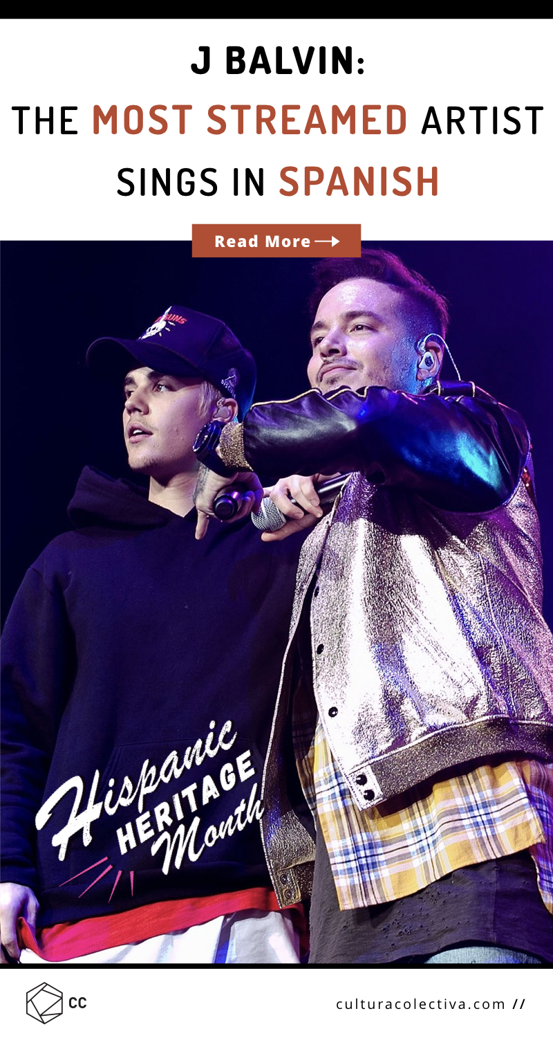 Bye Drake! J Balvin Is The Most Streamed Artist In The