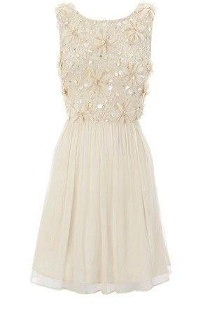 I don't think it will ever be possible for me to own too many white dresses. <3.