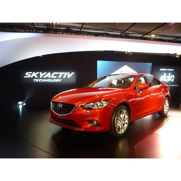 Mazda Skyactiv Via Instagram Mazdausa Nyias Mazda Usa Mazda Mazda 6