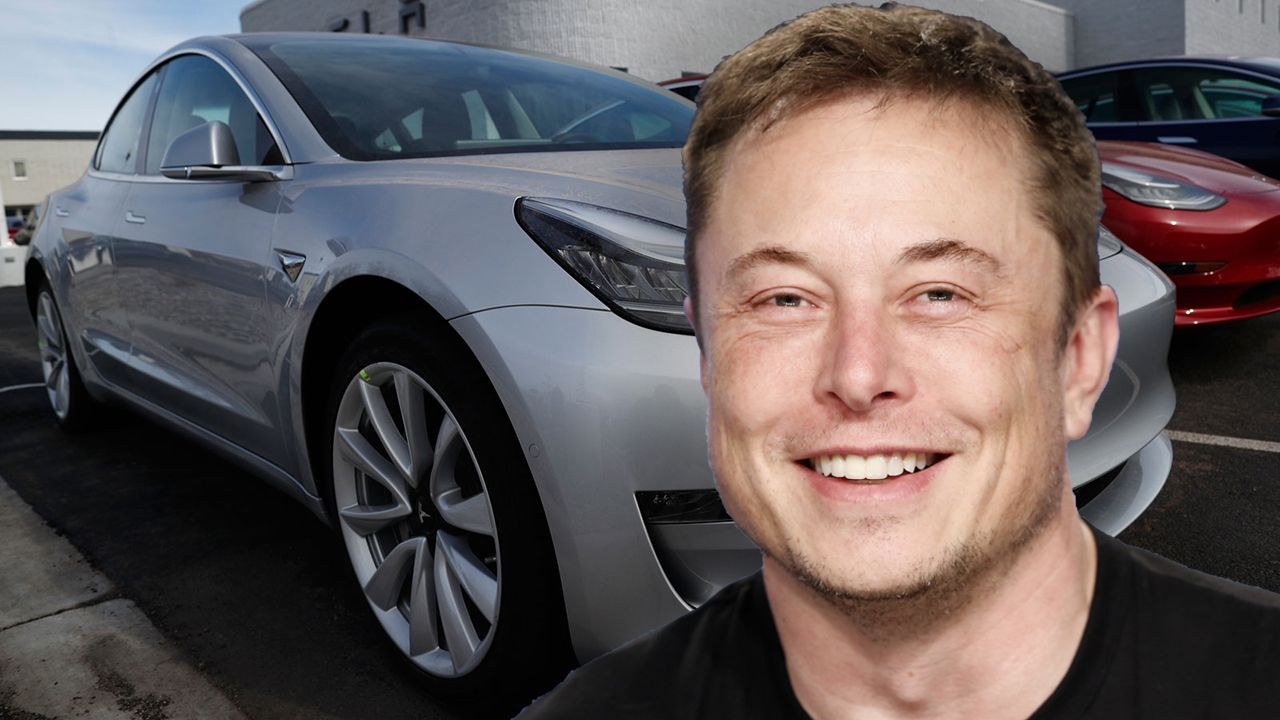 Tesla Hits 2019 Sales Goal Delivered 50 More Cars Than Last Year In 2020 Tesla New Tesla American Auto