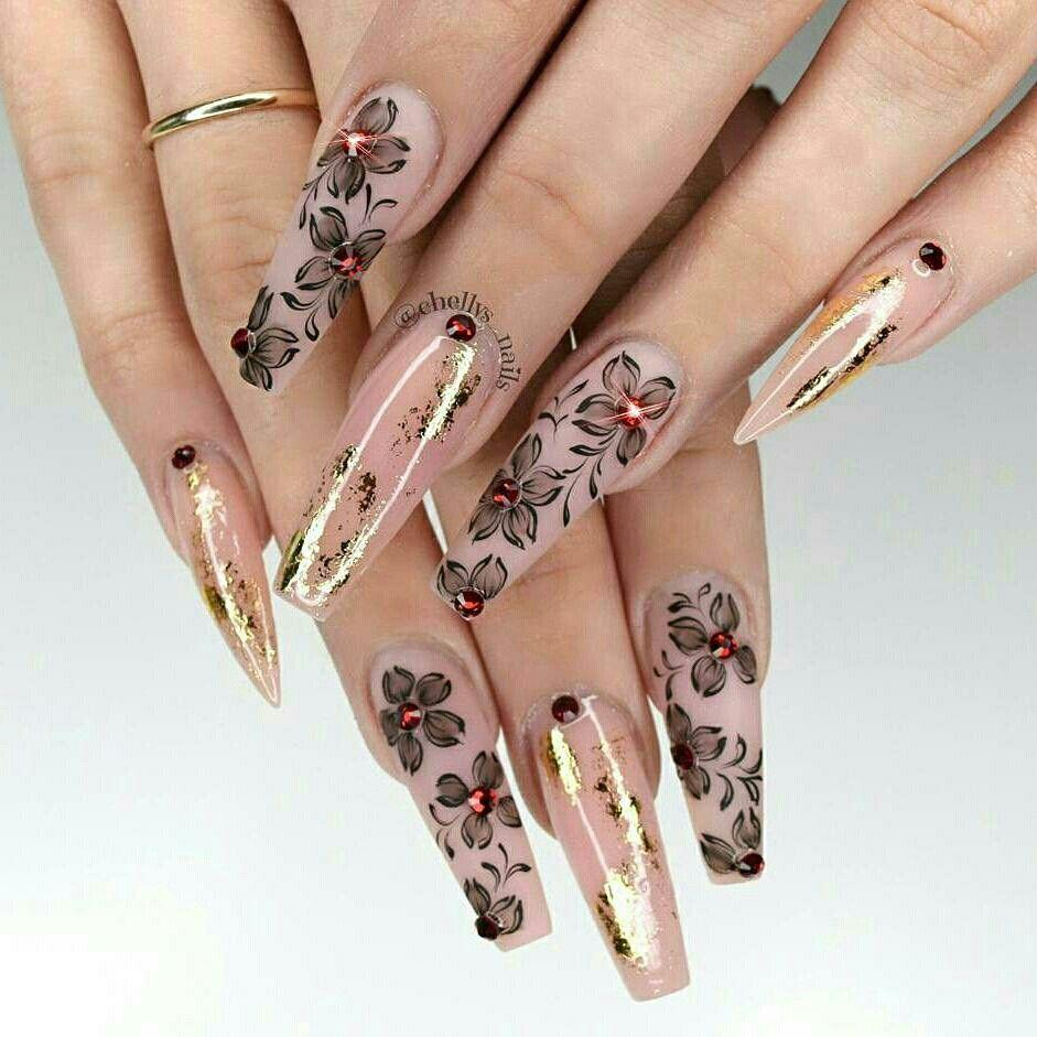 Oliviasavidge | U Ñ A S <3 | Pinterest | Arte de uñas, Diseños de ...