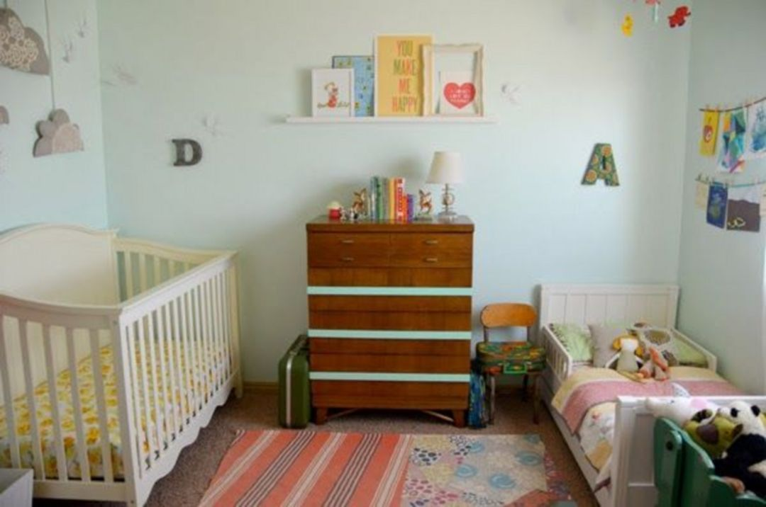 30 Smart Baby Toddler Bedroom Design Ideas To Inspire You