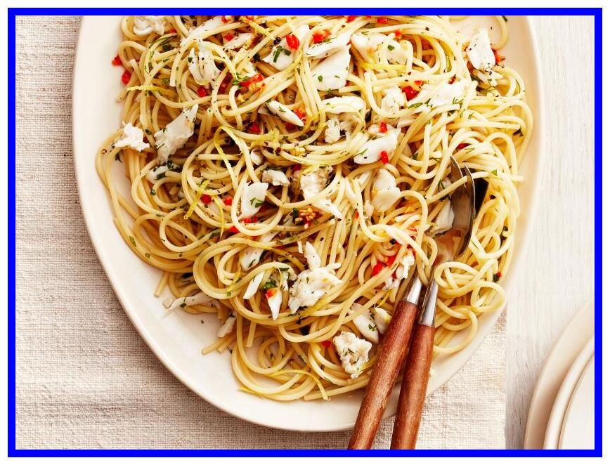 45 Reference Of Healthy Spaghetti Recipe With Ground Beef In 2020 Food Network Recipes Healthy Pastas Crab Recipes