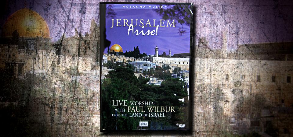 dvd jerusalem arise