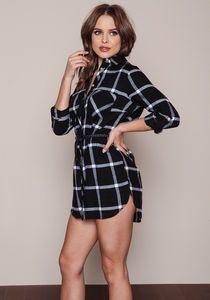 Flannel Dresses for Juniors