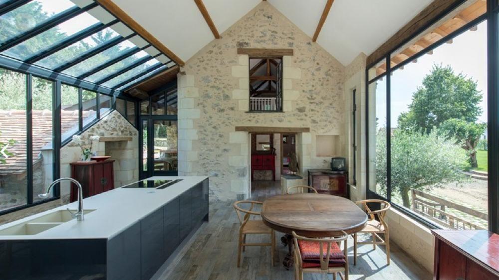 Comment Installer Sa Cuisine Dans La Véranda House Extensions - Cuisine dans veranda