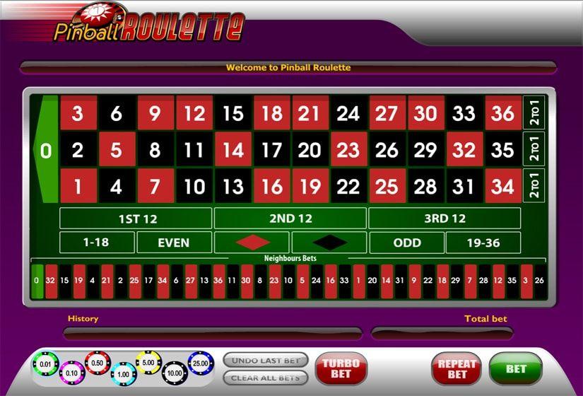 Coral roulette rules unibet casino ervaringen