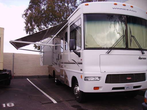 Check out this 2006 Winnebago Sightseer 26P listing in San