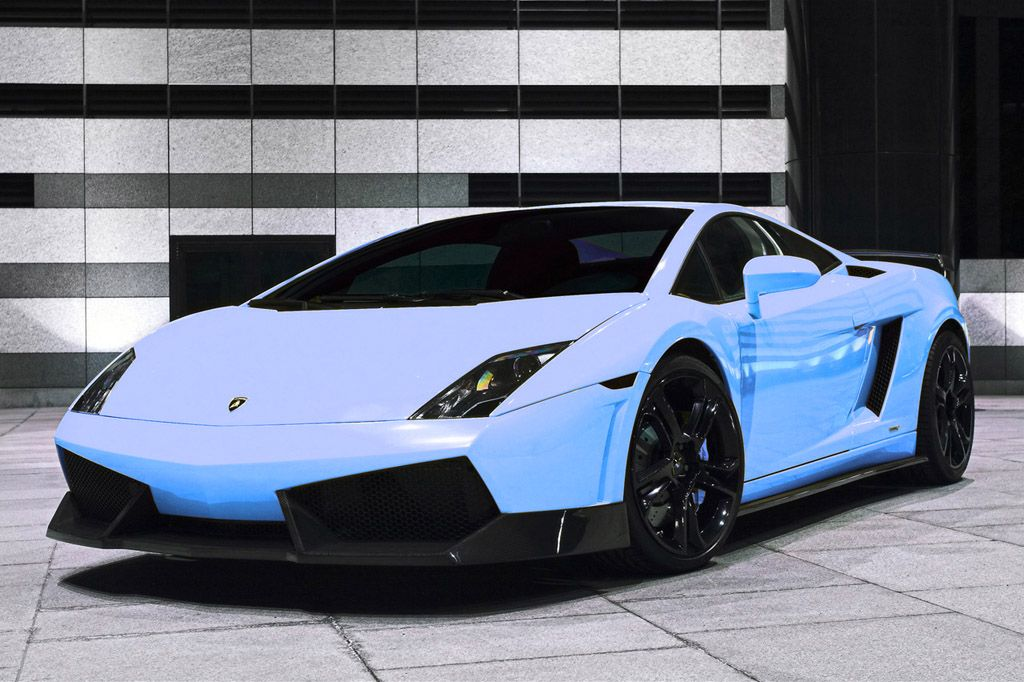 Blue Lamborghini Car Pictures Images A Super Cool Blue Lambo