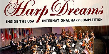10th USA International Harp Competition Repertoire Announced!