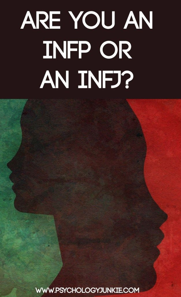 Are You An INFP or an INFJ? Clarifying the Most Common