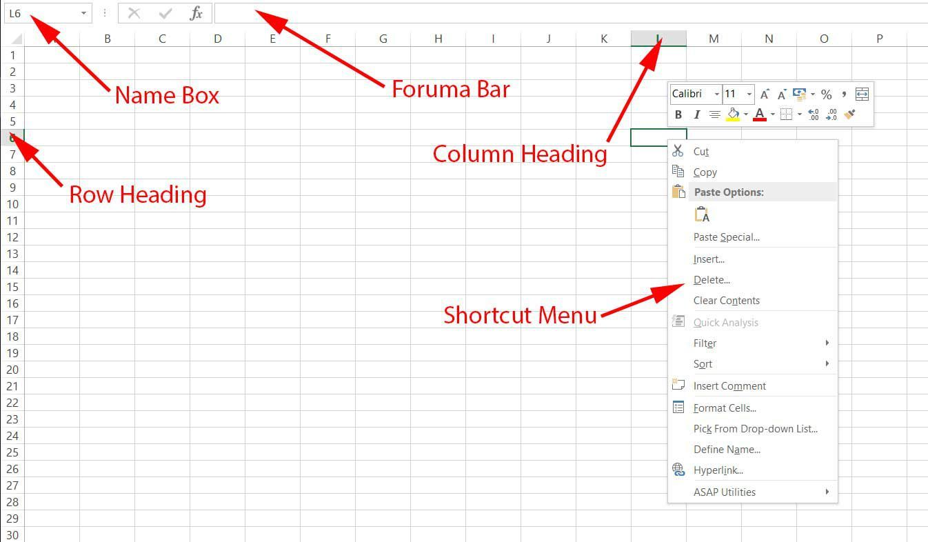 You Can Very Quickly Accomplish A Lot In Microsoft Excel