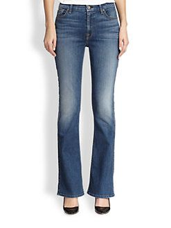Jen7 - Slim Bootcut Jeans