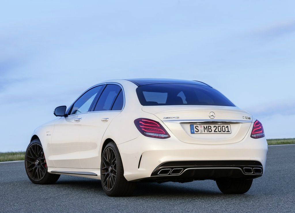 Mercedes C63 Amg 2015 With Images Mercedes Benz C63 Amg