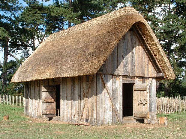 Saxon house school project