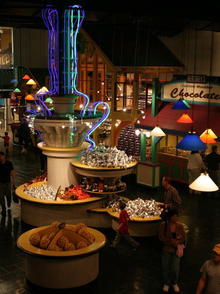 Hershey Chocolate Factory, Hershey, PA - Hotel , Hershey ...