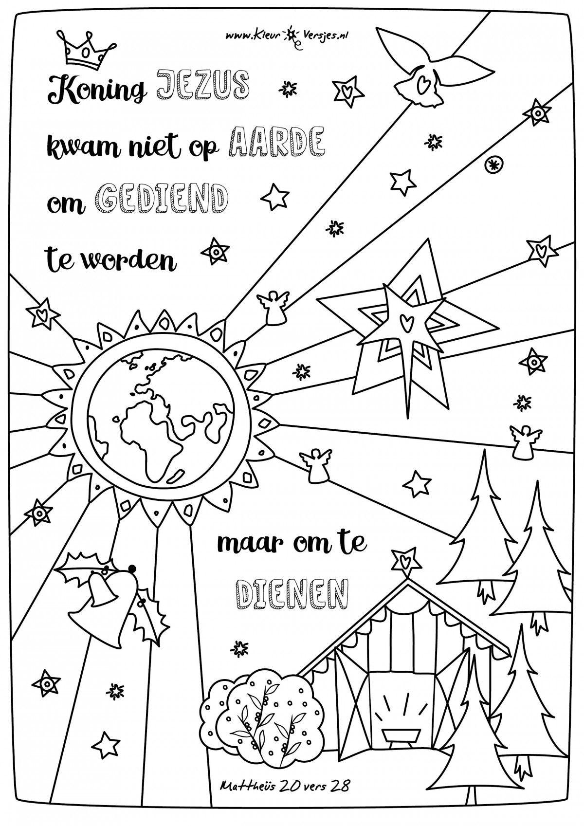064 kerstmis kleuren christelijke kerst en kerst