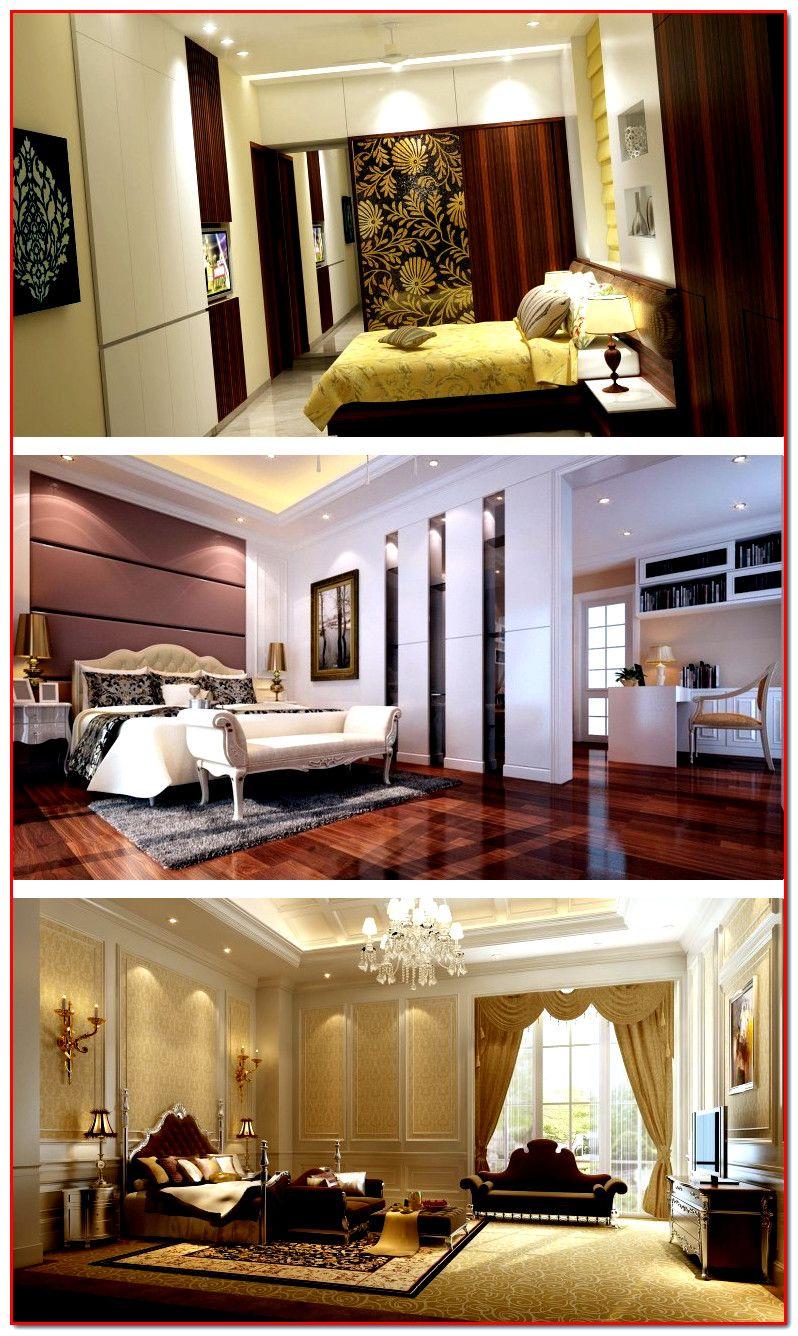 Seductive interior design bedroom