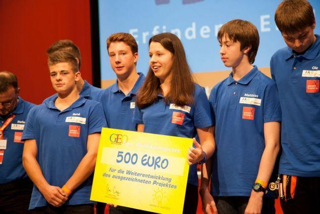"""IdeenExpo 2013 in Hannover: Her mit euren Ideen! Der """"Ideenfang""""-Wettbewerb prämiert tolle Ideen, die in Schulen entstanden sind! 25 Schulen können mit ihren Projekten Aussteller auf der IdeenExpo werden!"""