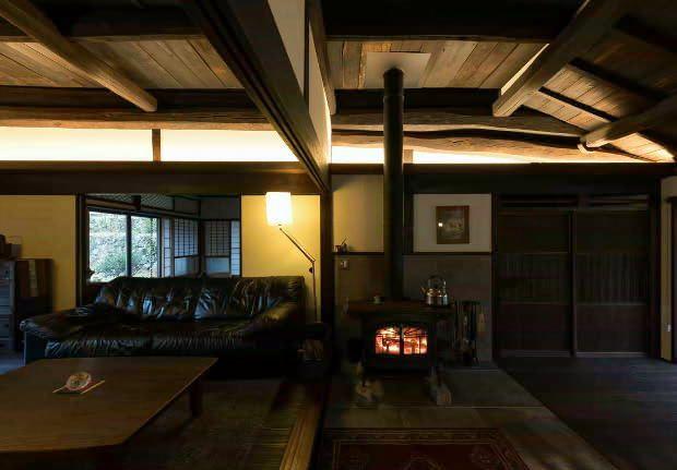 築100年の古民家を、さらに200年使えるように再生する - 伝統構法(伝統工法)木造建築 石場建て300年長寿命住宅や古民家再生の建築家【東風】