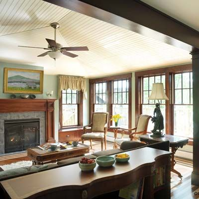 Super Cottage Y This Would Be A Good Remedy For A Low Ceiling Rancher Remodel Go Up Into The Attic Space If You Ha Attic Renovation Attic House Attic Remodel