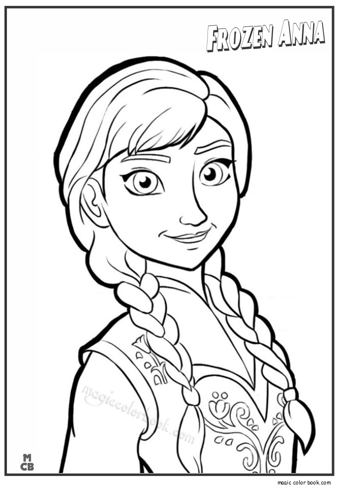 Pin by Magic Color Book on Frozen Coloring pages | Pinterest | Olaf ...