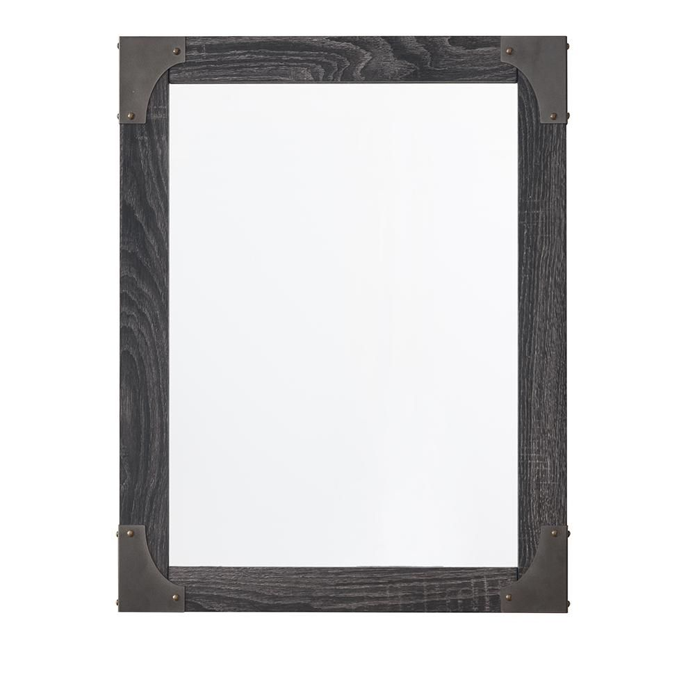 Glacier Bay 20 In X 26 In Surface Mount Industrial Style