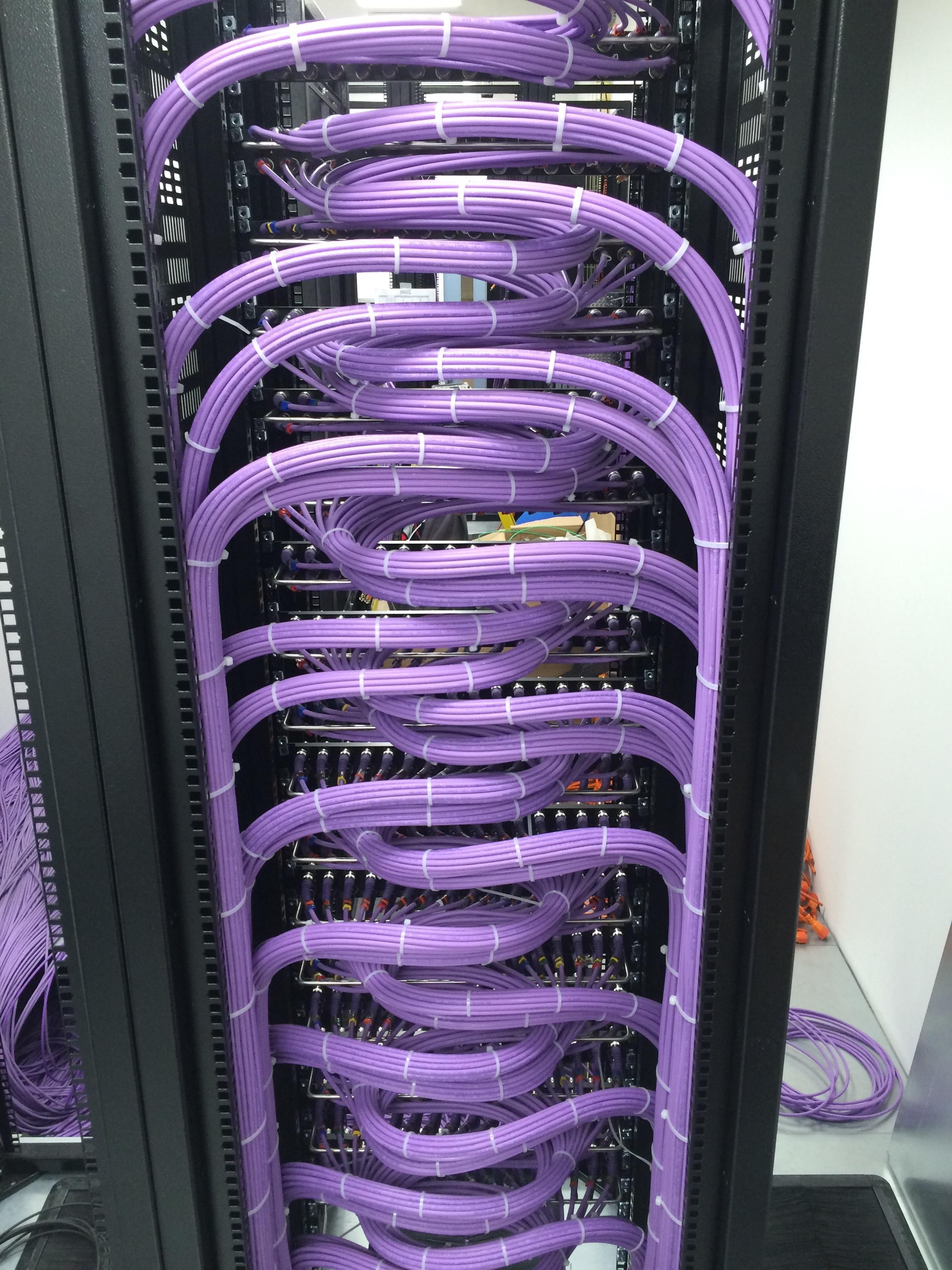 Telecommunication Room Design: Cable Management, Structured Cabling, Cable
