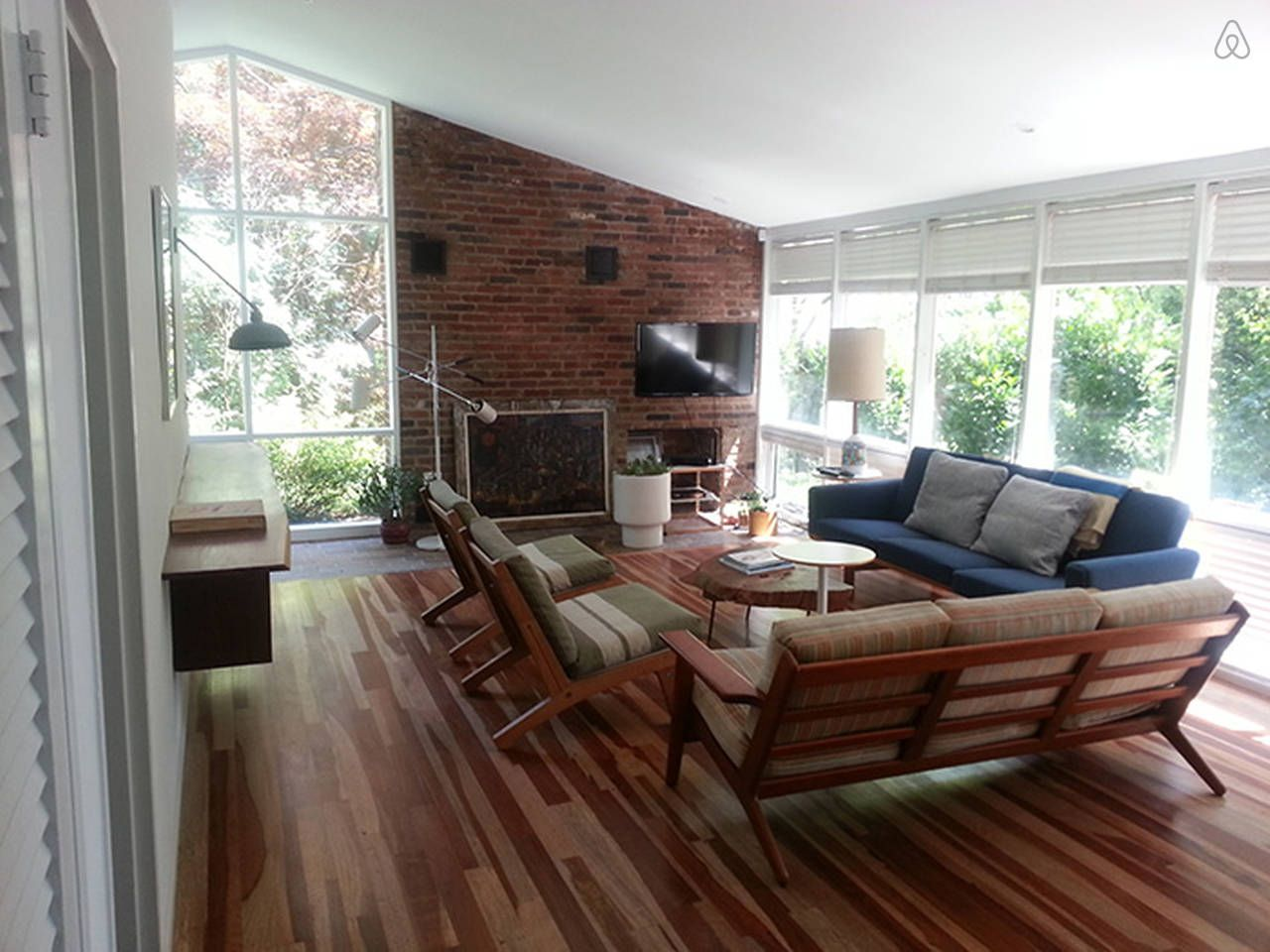 Midcentury Living for Modern People in Silver Spring