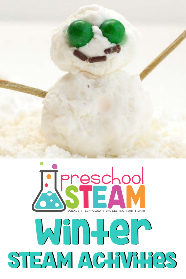 The Most Wonderful Winter STEAM Activities for ...