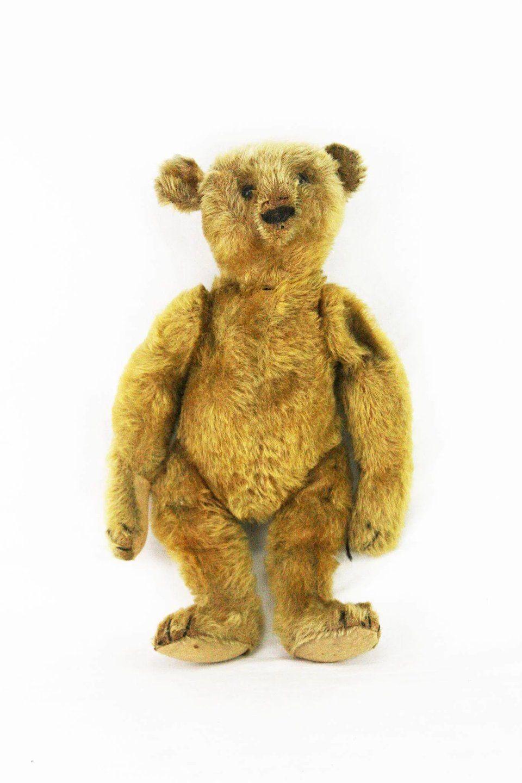 """Antique Steiff 12"""" Bear ca1910 Antique teddy bears, Old"""