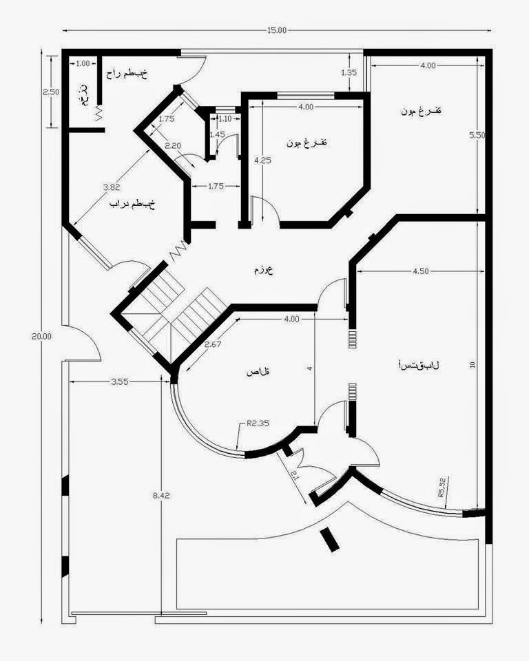 15square Metres House Ideas: Amazing Three House Plans About 150 To 200 Meter Square