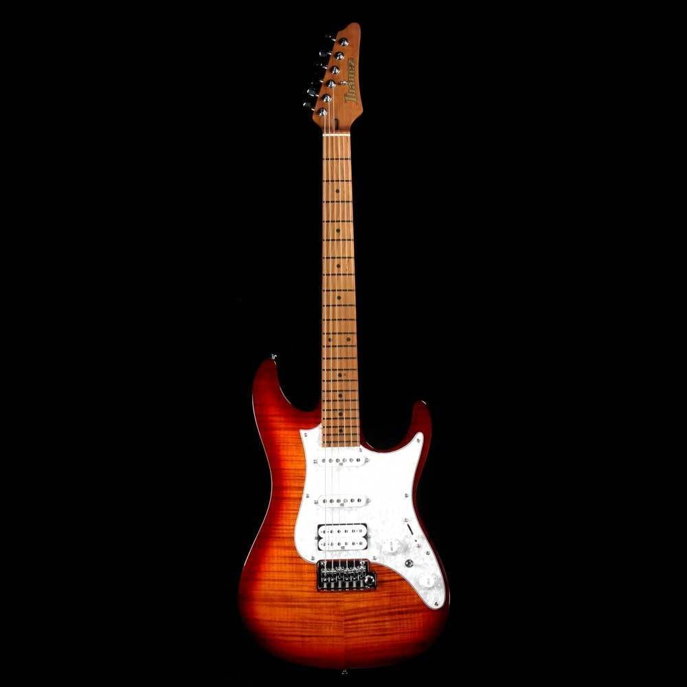 Ibanez Az Premium Az224f Brown Topaz Burst 211p01180623287 Ibanez Guitar Ibanez Guitars